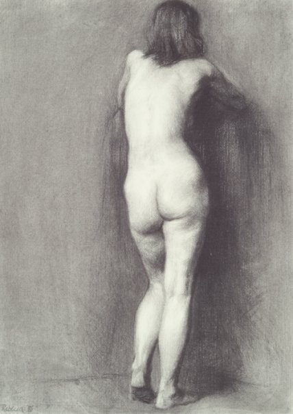 Female Nude Drawing 99