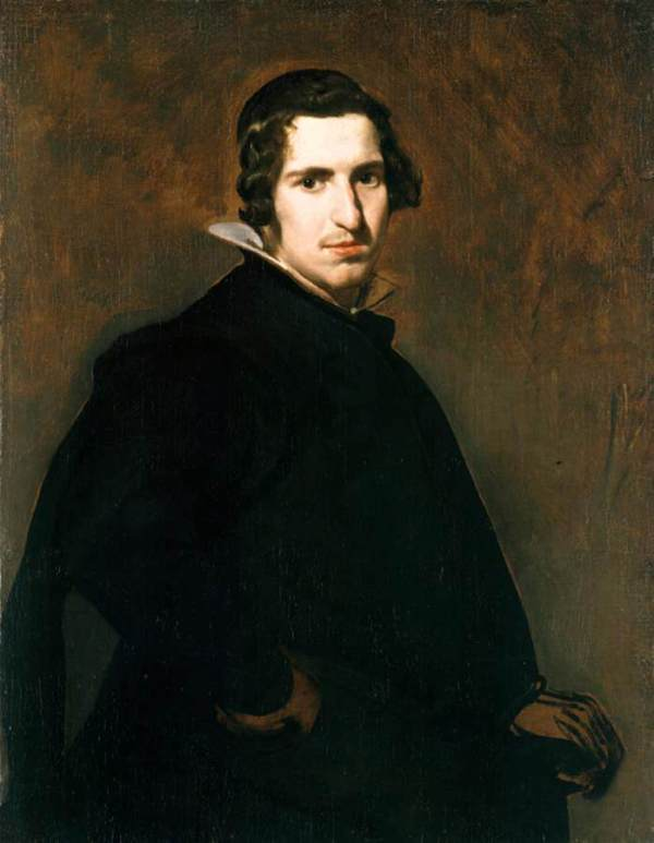 "Velazquez ""Portrait of a Young Man"""