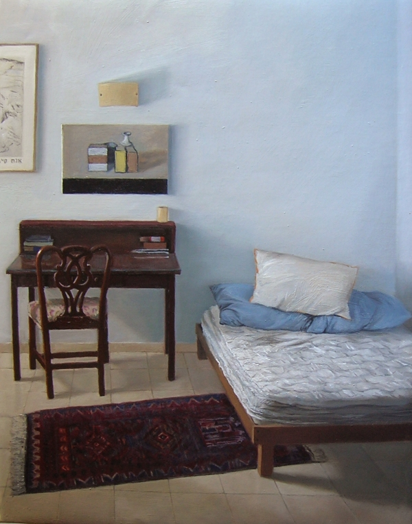 Morandi by the Bed