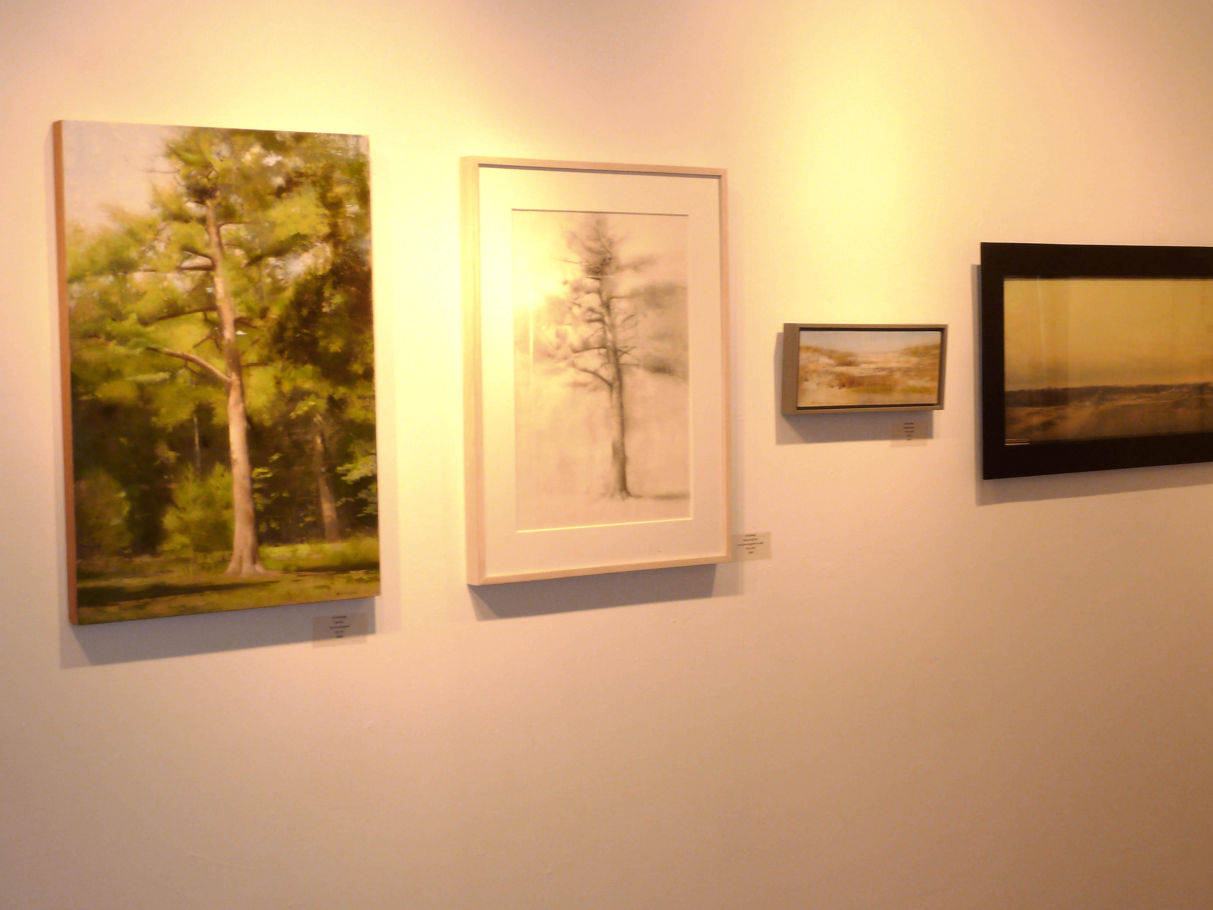 Landscape Painting | REBECCA HARP