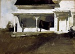 Wyeth, Porch