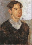 Pirandello, Portrait of Picci