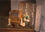 Pirandello still life with cage