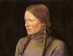 Wyeth, Braids 1979
