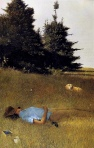 Wyeth, Distant Thunder 1961