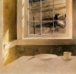 Wyeth, Groundhog Day 1959
