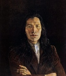 Wyeth, Nogeeshik 1972, tempera