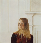 Wyeth Siri Ericksson 1970 tempera