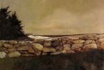 Wyeth, The Sweep 1967