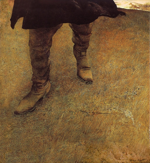 Wyeth, Trodden Weed 1951