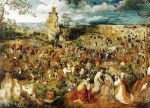 1564 The Procession to Calvary