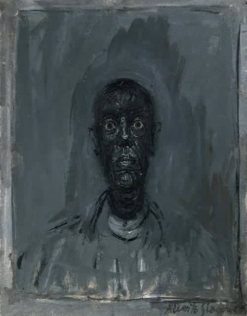 Alberto-Giacometti-xx-Head-of-Diego-1961