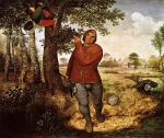 The Peasant and the Nestrobber 1658