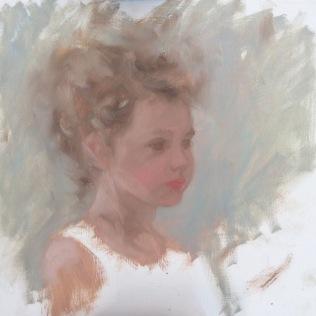 Vivienne age 4